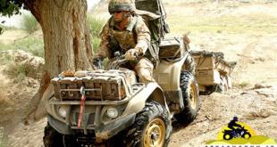 موتور چهارچرخ نظامی ۱