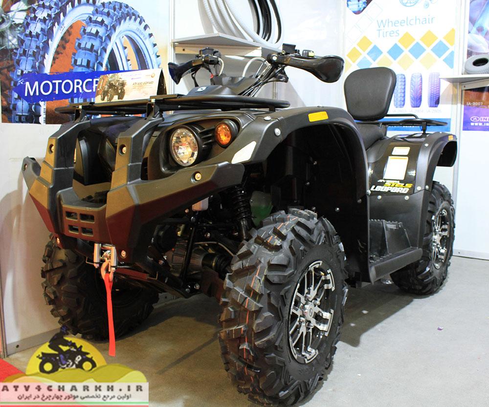 موتور چهارچرخ STELS 650